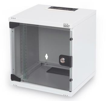 """Digitus Netzwerk-Set 254 mm 10"""" 6HE 312 x 300 mm"""