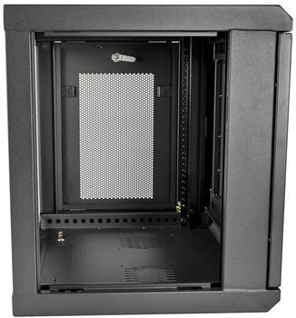StarTech 9HE Serverschrank zur Wandmontage schwarz (RK9WALM)