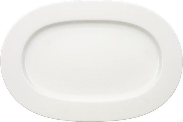 Villeroy & Boch Royal Platte 41 cm oval weiß