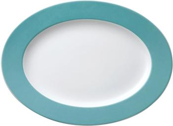 Thomas Sunny Day Platte turquoise 33 cm