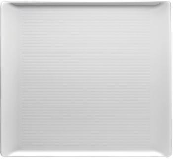 Thomas Platte 26 x 24 cm flach Loft by Rosenthal Weiß