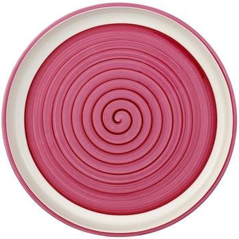 Villeroy & Boch Clever Cooking Pink Servierplatte / Top Rund 30 cm