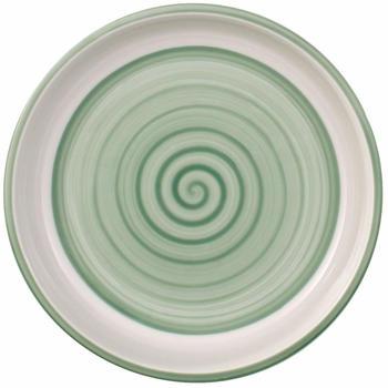 Villeroy & Boch Clever Cooking Servierplatte / Top Rund 17 cm grün