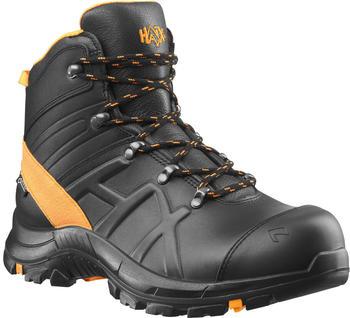 Haix Black Eagle Safety 54 Mid/Black Orange
