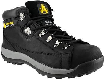 Amblers Women's FS123 Safety Boots black