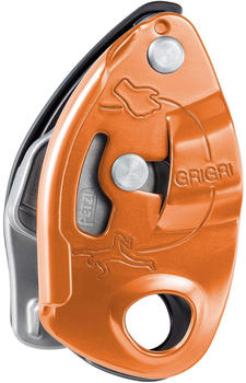 Petzl Grigri (rot/orange)