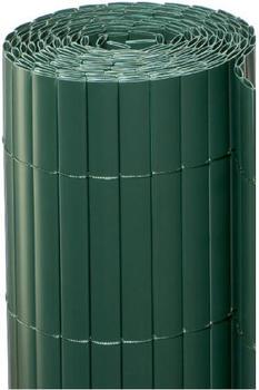 Noor Sichtschutzmatte PVC 100 cm x 10 m grün