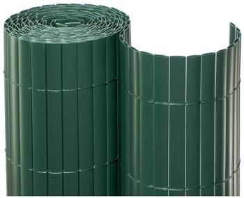 Noor Sichtschutzmatte PVC 120 cm x 10 m grün