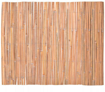 vidaXL Bambusmatte 100 x 400 cm