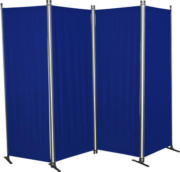 Angerer 4-tlg Swingtex 228 x 165 cm marineblau