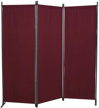 Angerer Swingtex 3-tlg 165 x 165 cm bordeaux