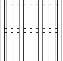 Osmo Sumatra kdi grau 178x178cm (62541860)