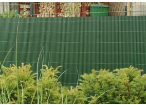Floraworld PVC-Sichtschutzmatte Classic 150 x 300 cm dunkelgrün