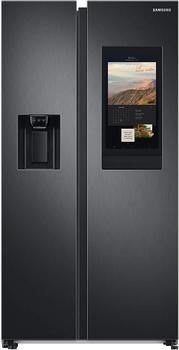 Samsung RS6HA8891B1/EG, Side-by-Side, Premium Black Steel,