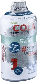mySodapop Essence Cola Zero