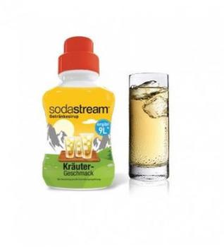 SodaStream Sirup Kräutergeschmack 375 ml