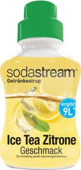 Sodastream Ice Tea Zitrone Sirup 375ml