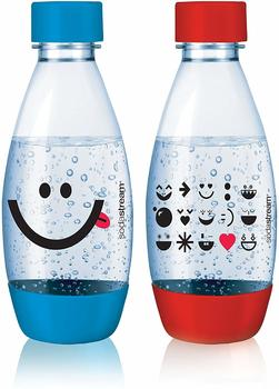 SodaStream PET-Flasche 0,5L Duopack Kids Edition