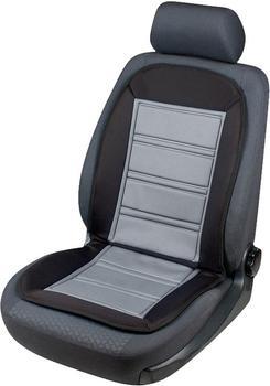 Walser Beheizbarer Sitzaufleger Warm Up schwarz / grau