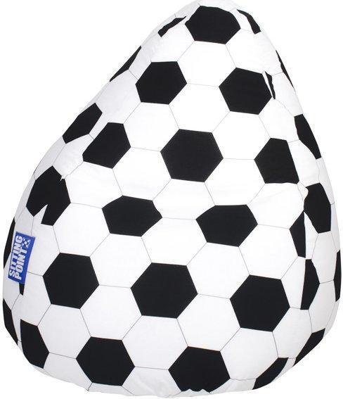 Sitting Point BeanBag Fußball XL