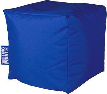 Sitting Point Sitzwürfel Cube Scuba dunkelblau