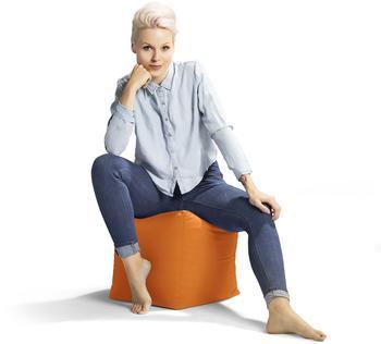 Sitting Point Sitzwürfel Cube Scuba orange