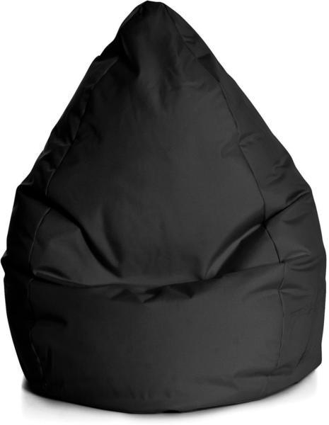 Sitting Point Bean Bag Brava L schwarz