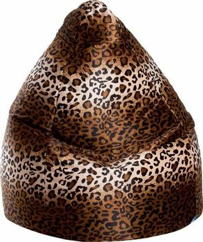 Sitting Point Bean Bag XL Afro braun