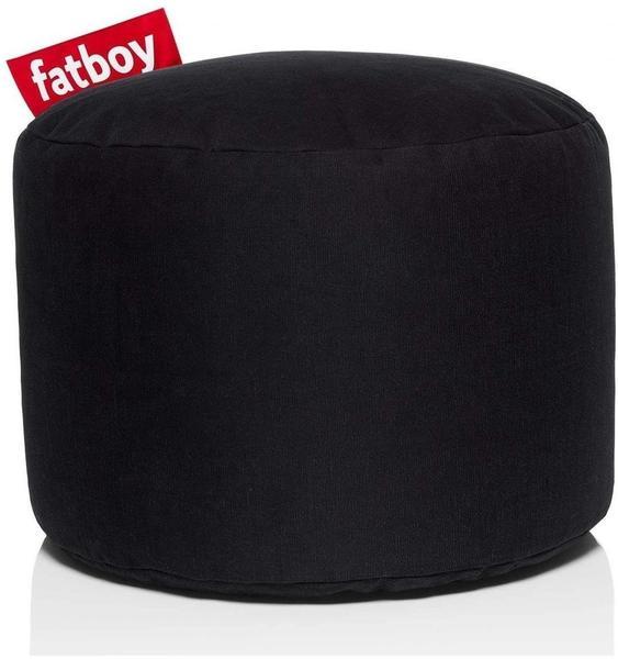 Fatboy Point Stonewashed schwarz