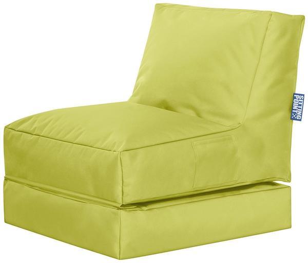 Sitting Point Twist Scuba grün
