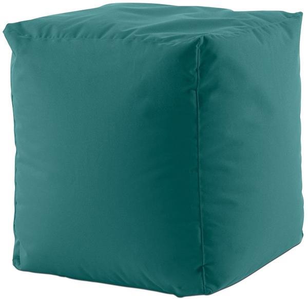 Sitting Bull Square Outdoor Sitzwürfel eisblau