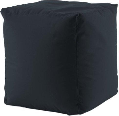 Sitting Bull Square Outdoor Sitzwürfel schwarz