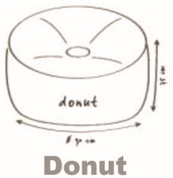 Outbag Outdoor-Sessel Donut Plus lime