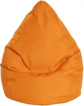 Sitting Point Bean Bag Brava L orange