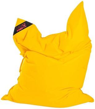 Sitting Point BigFoot Scuba gelb