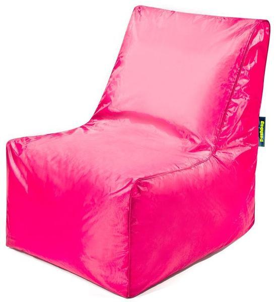 Pushbag Block pink