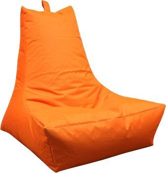 Kinzler Lounge-Sessel orange