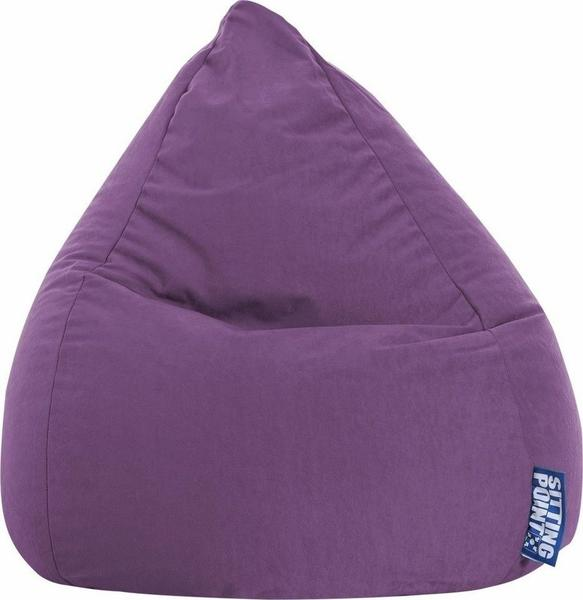 Sitting Point EASY Beanbag L lila 120L