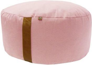 VidaXL Overseas Pouf felt pink