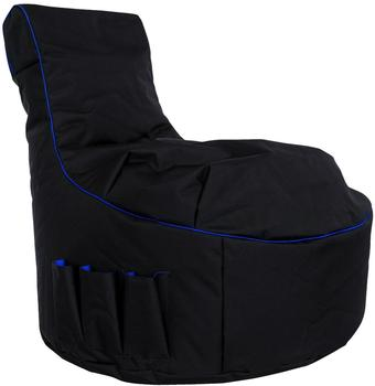 GAMEWAREZ Arctic Blizzard Gaming Seatbag schwarz/blau (BBC02AB000)