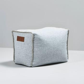 SACKit RETROit Cobana Square Pouf