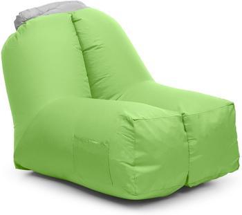 Blumfeldt Airchair Luftsessel 80x80x100cm grün