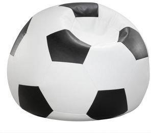 Cats Collection Fussball Kunstleder 90cm schwarz/weiß (72899-004)