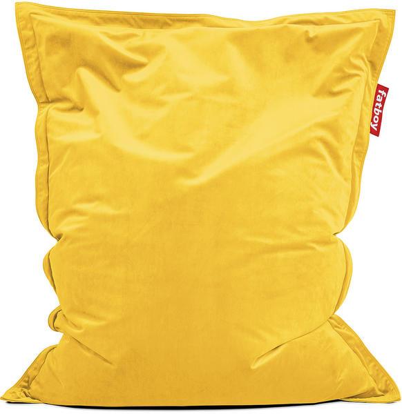 Fatboy Original Slim Velvet maize yellow