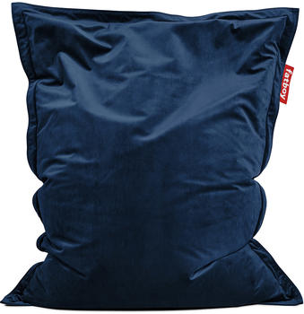 Fatboy Original Slim Velvet dark blue