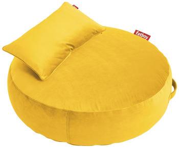 Fatboy pupillow velvet maize yellow
