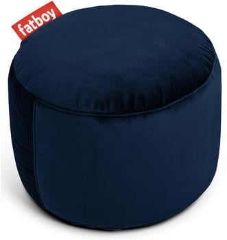 Fatboy Point Velvet dark blue