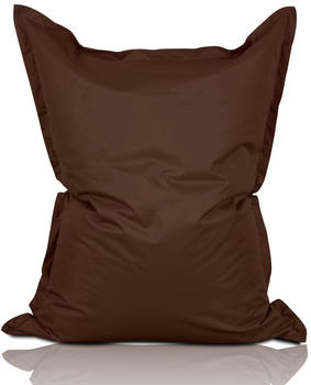Lumaland Luxury Riesensitzsack XXL Indoor & Outdoor braun
