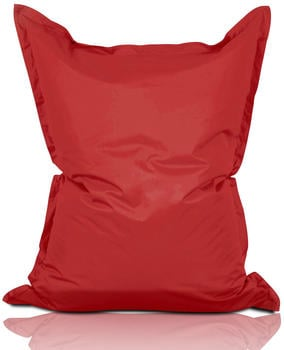 Lumaland Luxury Riesensitzsack XXL Indoor & Outdoor rot