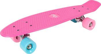 Hudora Retro Skate Wonders pink